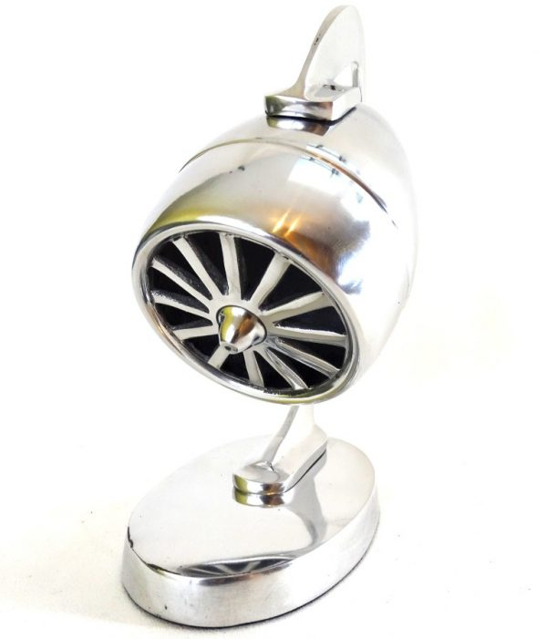 Silnik odrzutowy - model aluminium