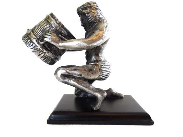 Wodnik - znak zodiaku - figurka aluminiowa