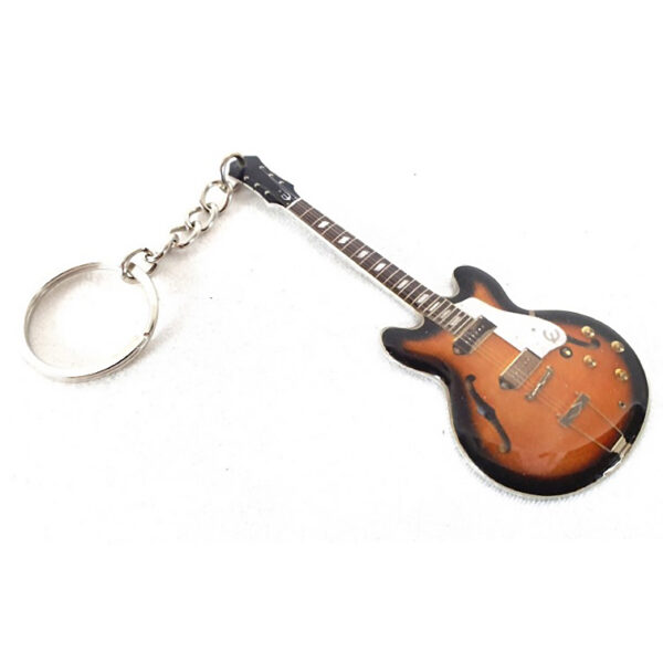 Brelok stalowy – gitara John Lennon