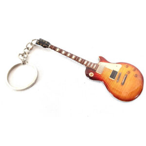 Brelok żywicowo- stalowy – gitara Led Zeppelin – Jimi Page